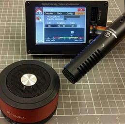 OptoFidelity_VideoMultimeter+BluetoothSpeaker