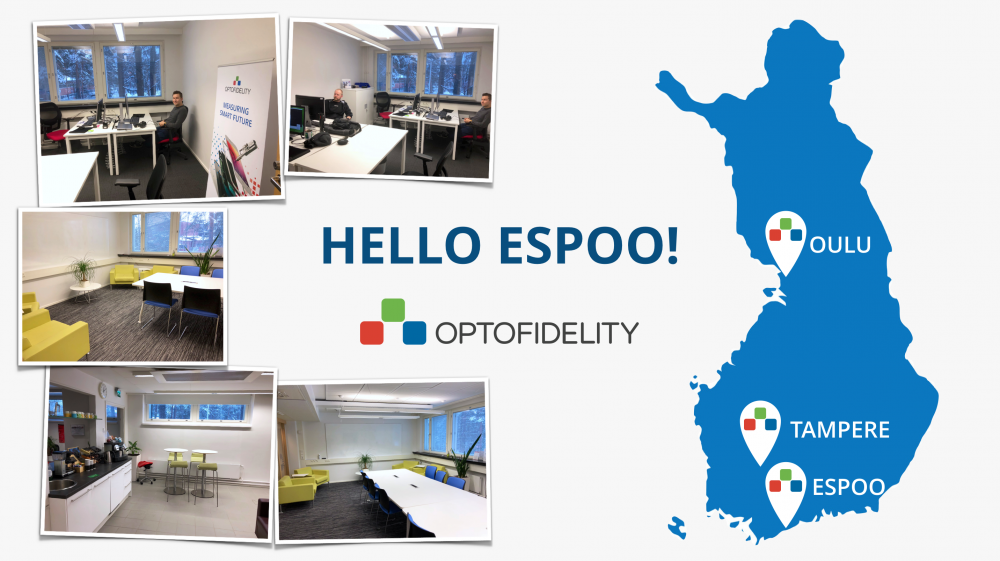 New office in Espoo