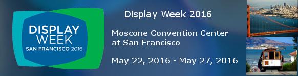 Display Week 2016